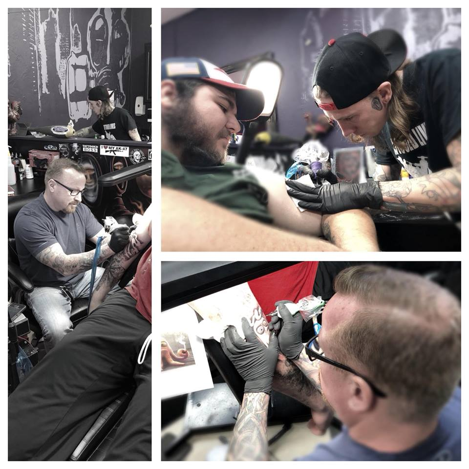 Daytona Hardcore Tattoo in Daytona Beach, Florida